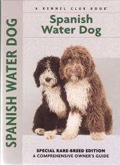 SPANISH WATER DOG , Castro-Castalia Bullmastiffs
